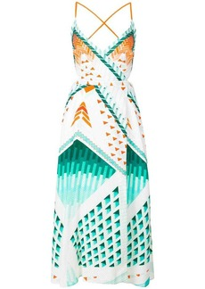 Temperley Sunrise dress
