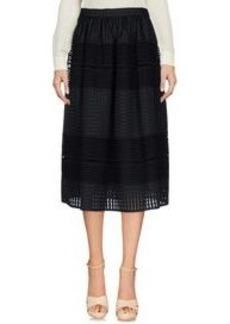 TEMPERLEY LONDON - 3/4 length skirt