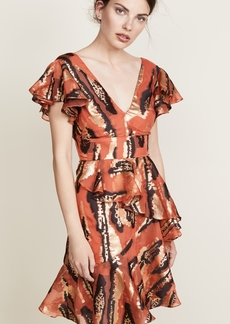 Temperley London Audrey Mini Dress
