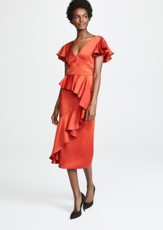 Temperley London Aviator Midi Dress