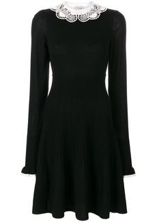 Temperley London Bliss sleeved dress - Black