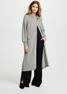 Temperley London Dawn Knit Cocoon Coat