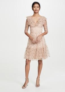 Temperley London Fortuna Short Dress