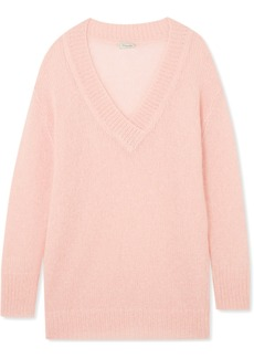 Temperley Iron Mohair-blend Sweater