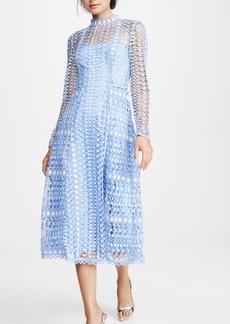 Temperley London Lace Midi Dress