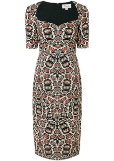 Temperley London Mercury dress - Multicolour