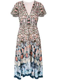 Temperley London multiprint dress - Multicolour