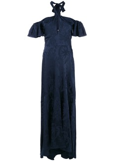 Temperley London Orbit dress - Blue