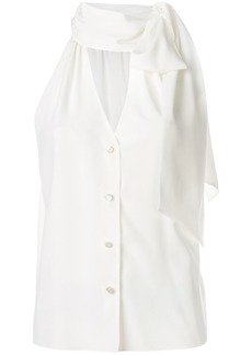 Temperley London Plage blouse - White