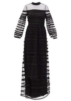 Temperley London Promise embellished-tulle dress