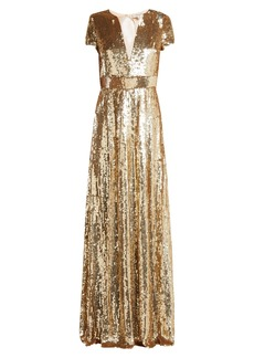Temperley London Ray sequined gown