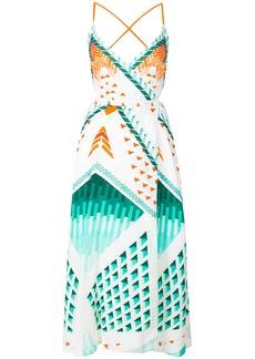 Temperley London Sunrise dress - Multicolour
