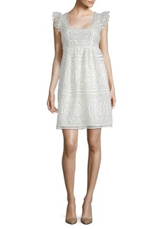 Temperley Titania Lace Dress