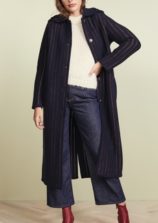 Temperley London Whistle Knit Coat