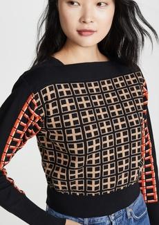 Temperley London Yukata Knit Sweater