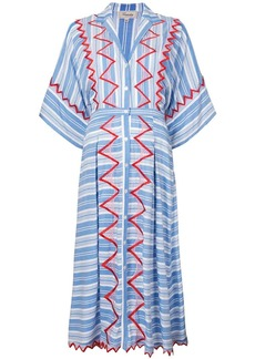 Temperley Trelliage embroidered dress