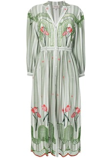Temperley Trelliage shirt dress