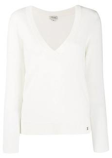 Temperley V-neck sweater
