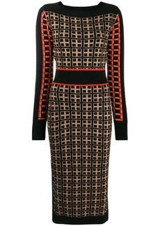 Temperley Yukata knit dress