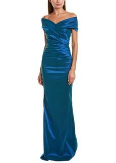 Teri Jon By Rickie Freeman Gown