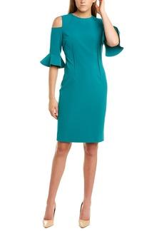 Teri Jon By Rickie Freeman Sheath Dress