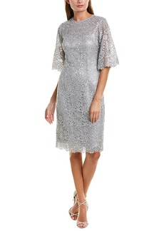 Teri Jon By Rickie Freeman Shift Dress