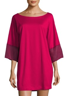Teri Jon Paula Colorblock Dress