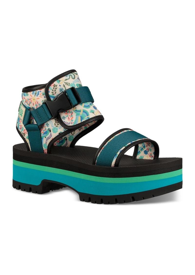Teva Indio Jewell Platform Sandal
