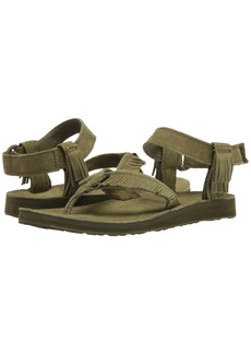 Teva Original Sandal Leather Fringe