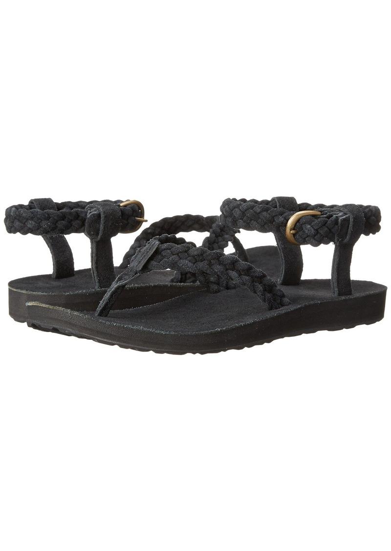 e9669defb39e Teva Original Sandal Suede Braid