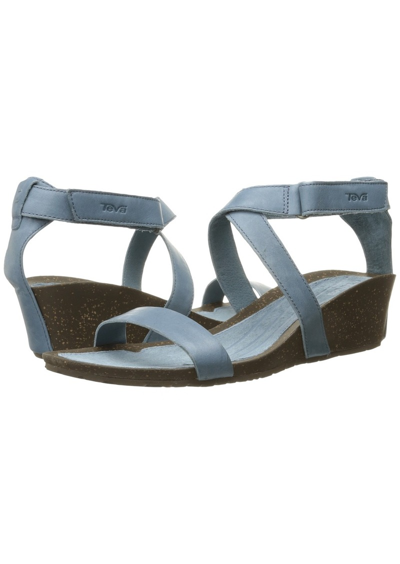 Teva Cabrillo Strap Wedge 2