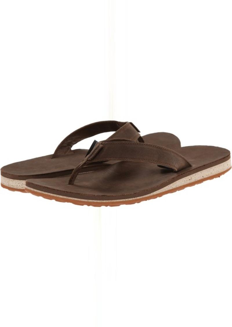 27667fe73f9 Teva Classic Flip Premium Leather