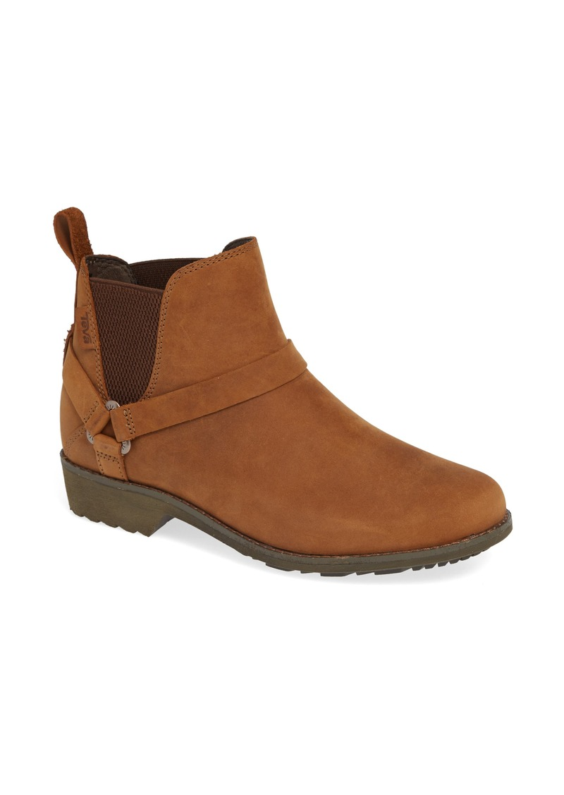 Teva De La Vina Dos Waterproof Chelsea Boot (Women)