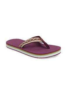 Teva 'Deckers' Flip Flop (Women)