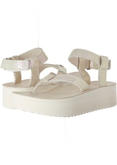Teva Flatform Sandal Iridescent