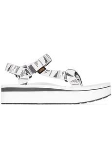 Teva Universal platform sandals