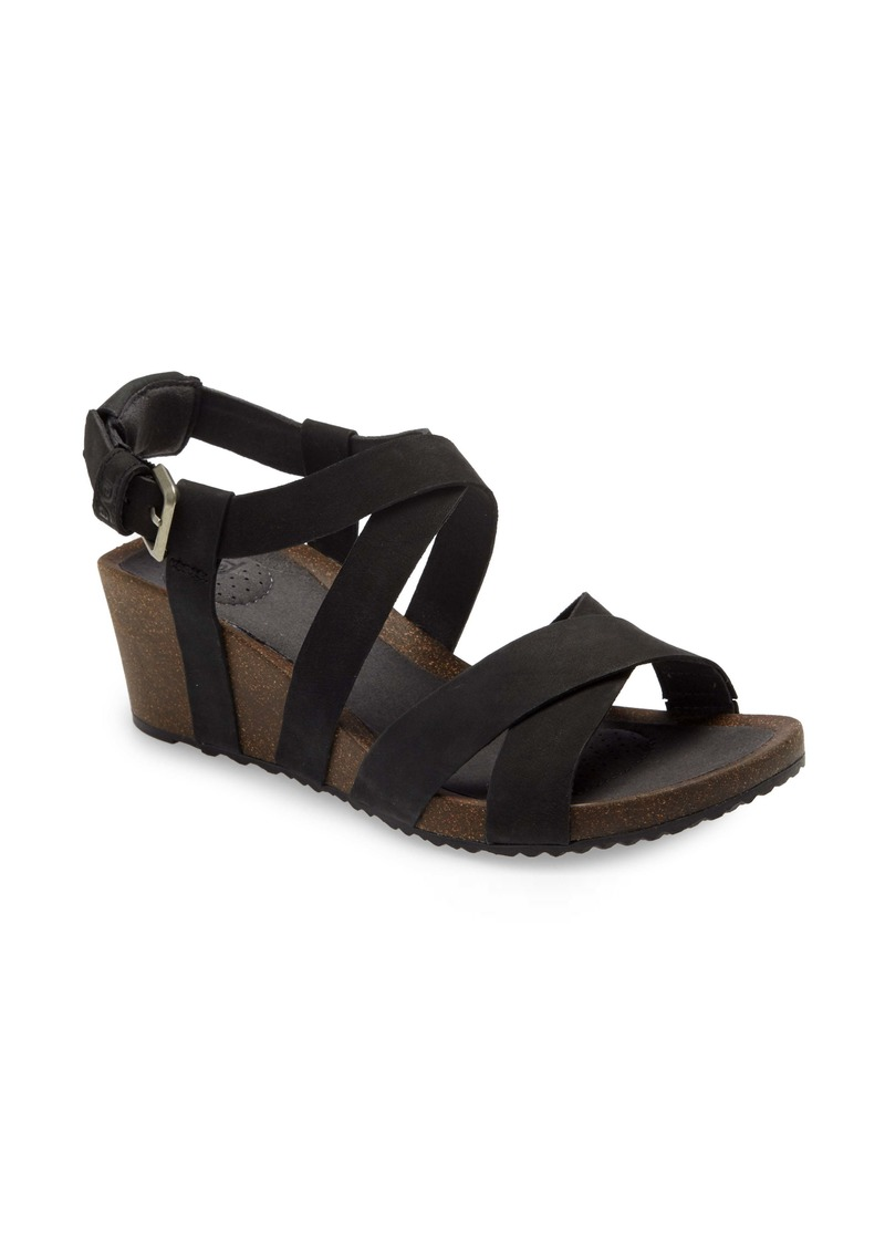 Teva Mahonia Strappy Wedge Sandal (Women)