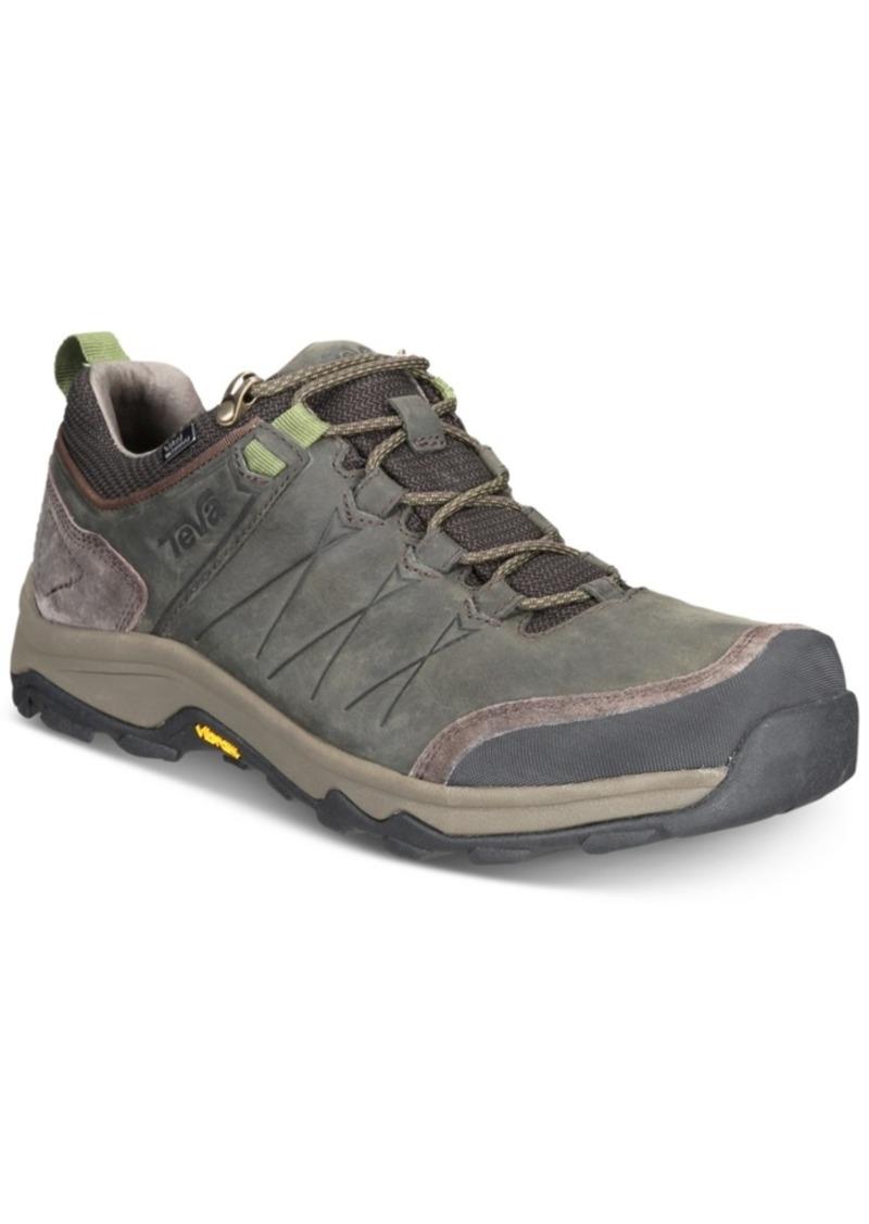 Teva Men's Arrowood Riva Waterproof Leather Boots Men's Shoes