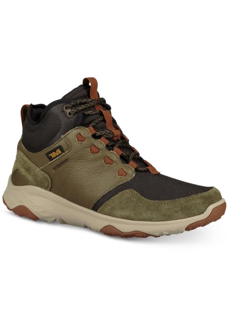 Teva Men's Arrowood Venture Waterproof Hiking Boots Men's Shoes