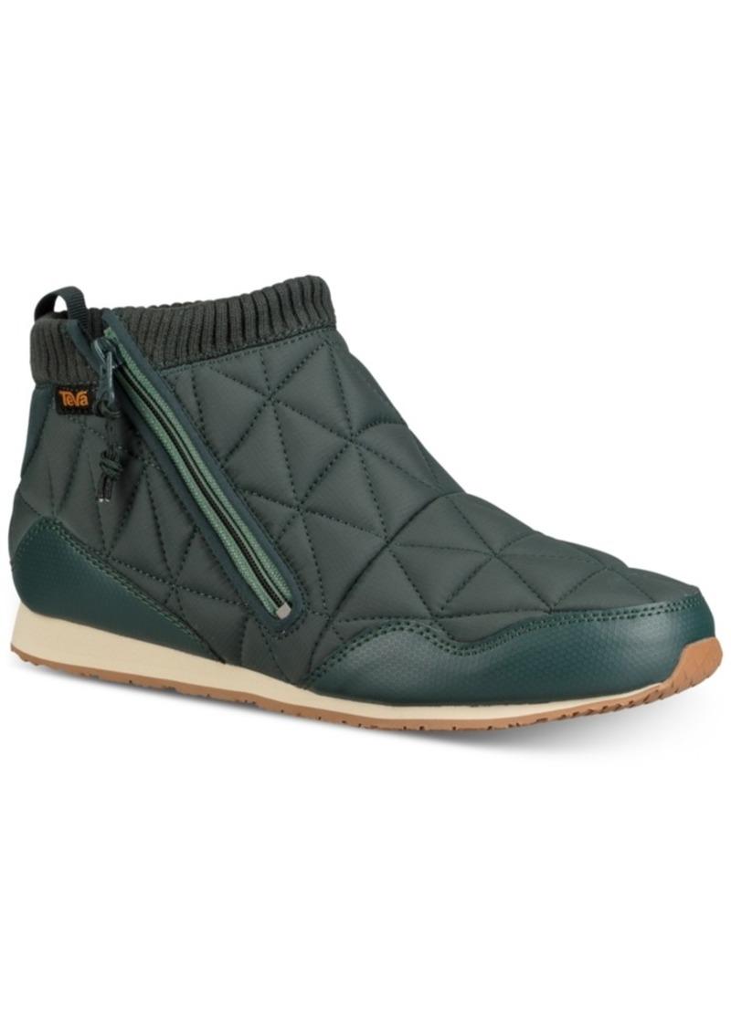 Teva Men's Ember Mid Sneaker Boots Men's Shoes