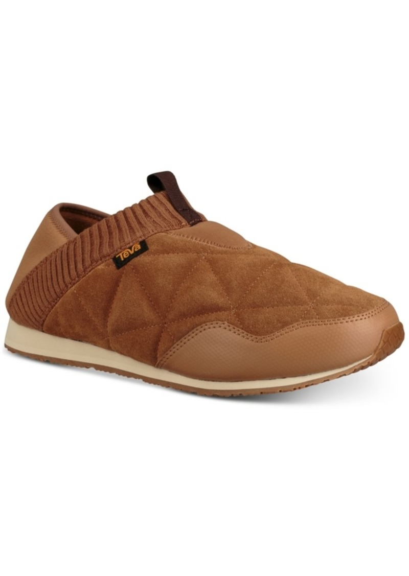 Teva Men's Ember Moc-Toe Slippers Men's Shoes