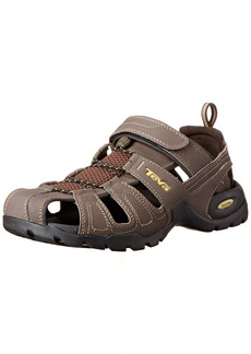 Teva Men's FOREBAY Sandal   Medium US