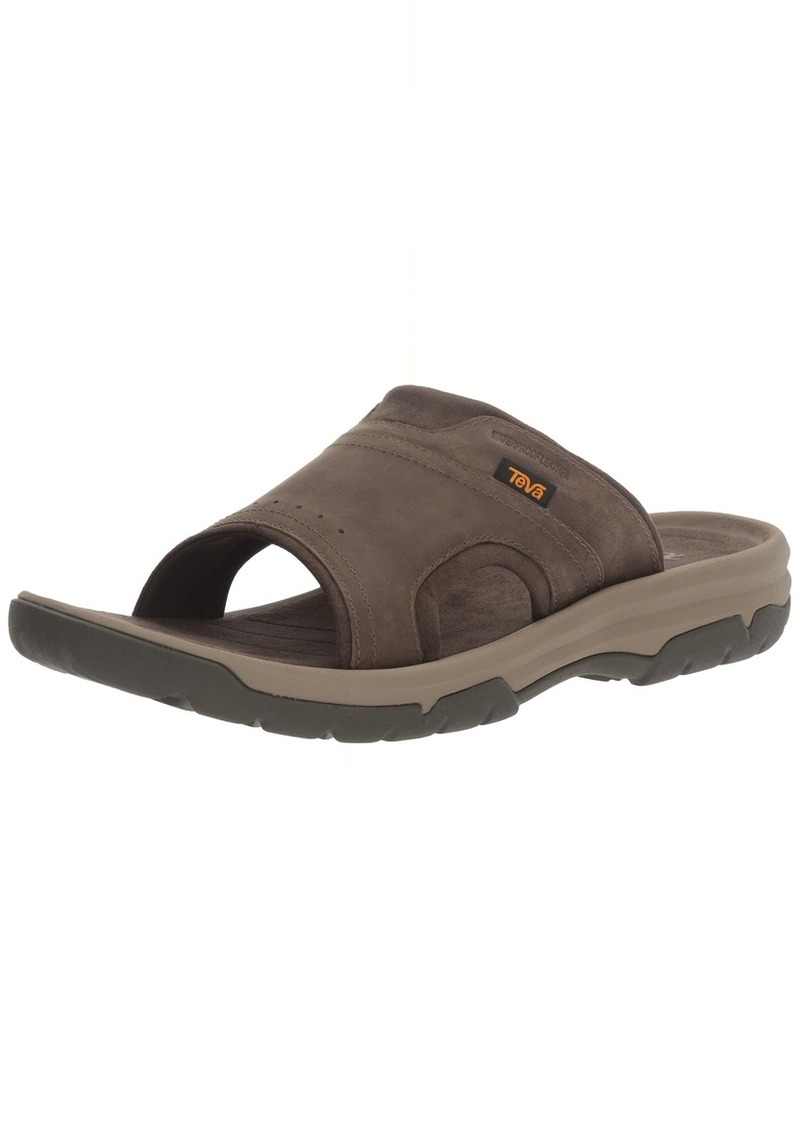 Teva Men's M Langdon Slide Sandal  12 M US