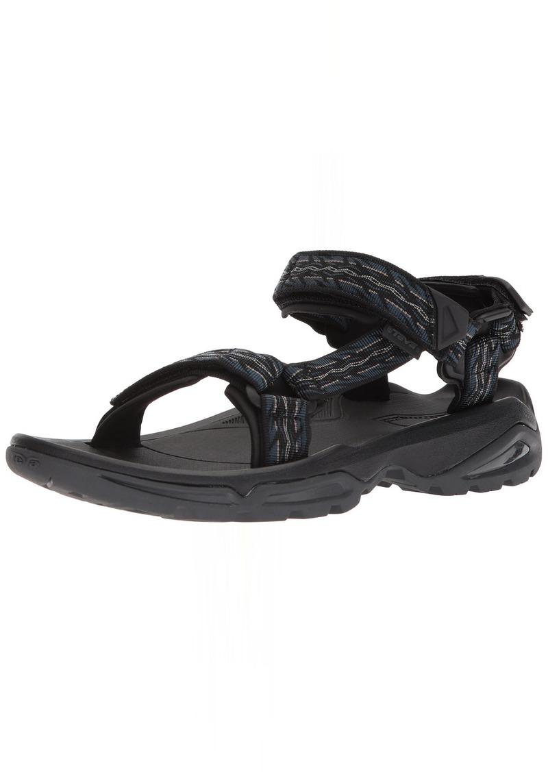 Teva Men's M Terra FI 4 Sport Sandal  0 M US