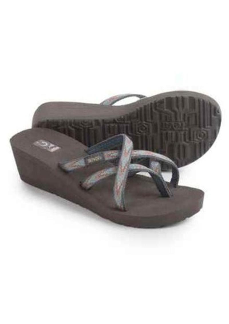 Teva Mush® Mandalyn Wedge Ola 2 Sandals (For Women)