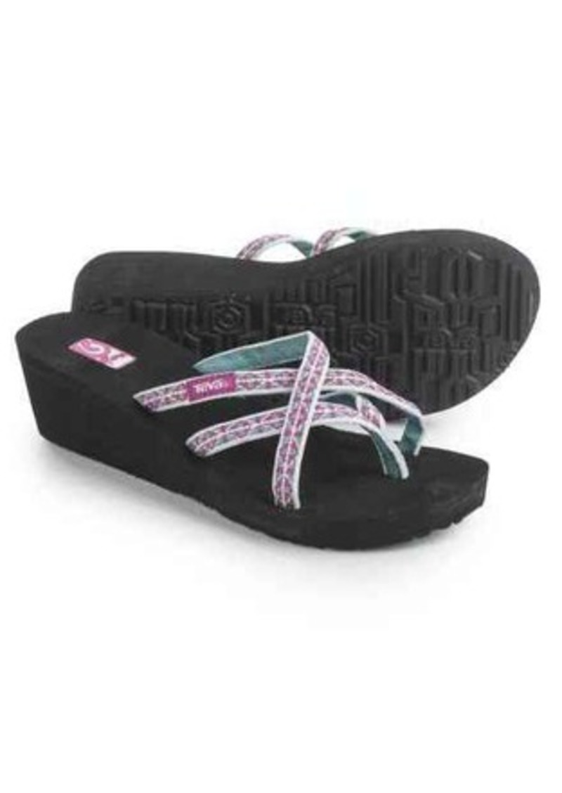 Teva Mush® Mandalyn Wedge Ola 2 Sandals (For Women)