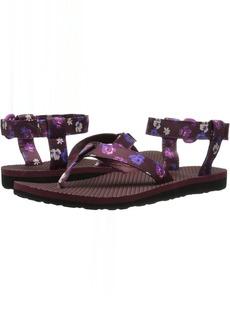 Teva Original Sandal Floral Satin