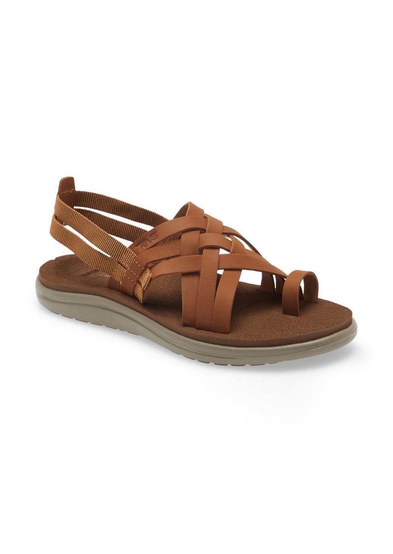 Teva Voya Strappy Sandal (Women)