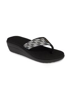 Teva Voya Wedge Flip Flop (Women)