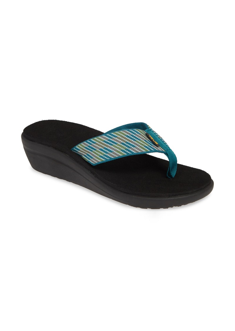 Teva Voya Wedge Flip Flop (Women)